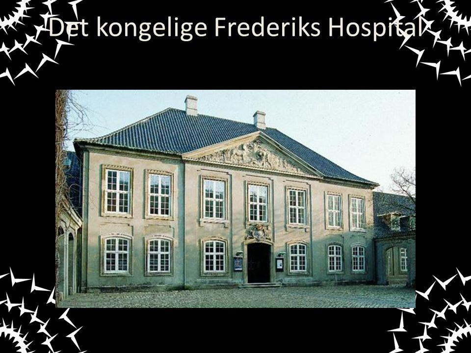 Det kongelige Frederiks Hospital