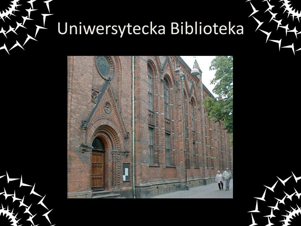 Uniwersytecka Biblioteka