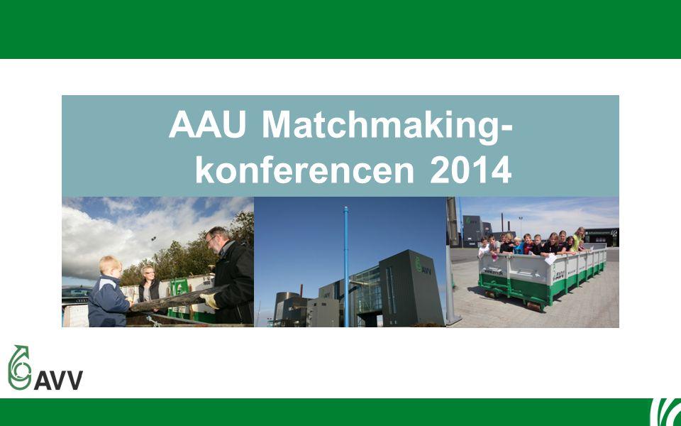 AAU Matchmaking- konferencen 2014