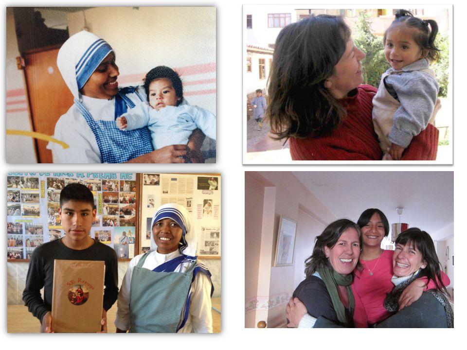 Min historie  Fornuft og følelse  Dokumentere (Adoptivbarnets Bog)  Smertelig taknemmelighed  Første fortælling  Bygge på og tage tilløb  I dag  Fremtiden
