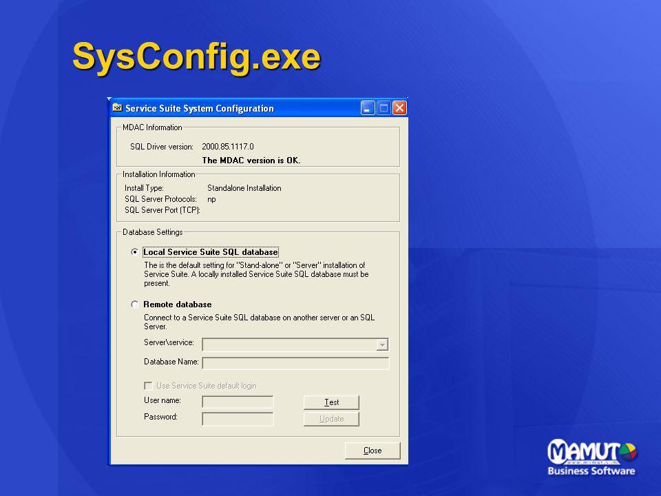 SysConfig.exe SysConfig.exe