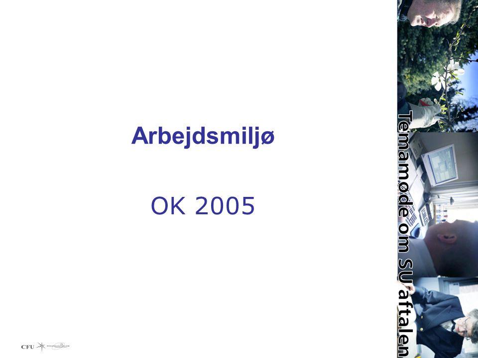 Arbejdsmiljø OK 2005