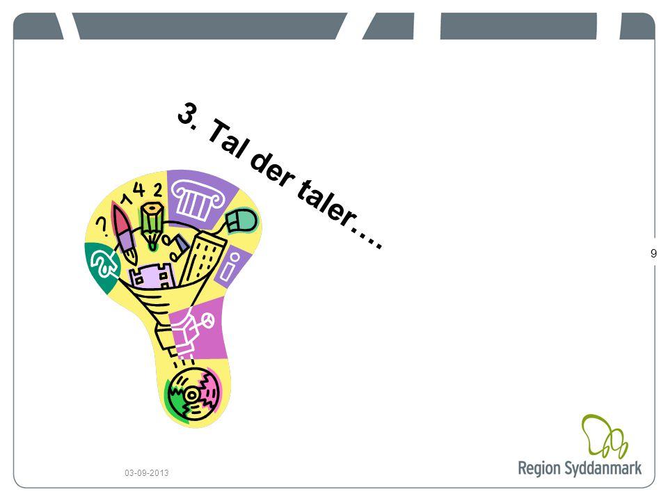 9 03-09-2013 3. Tal der taler….