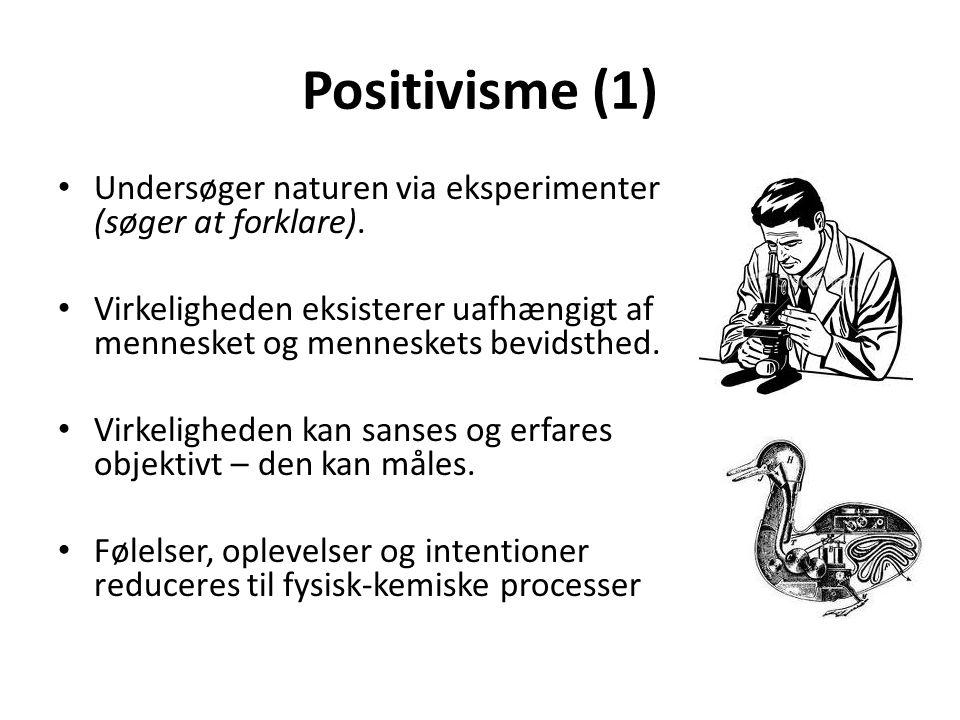 Hermeneutik og Dansk/Engelsk – forforståelse og forståelse Til at analysere og fortolke tekster bruger man i Dansk og Engelsk primært den hermeneutiske metode.