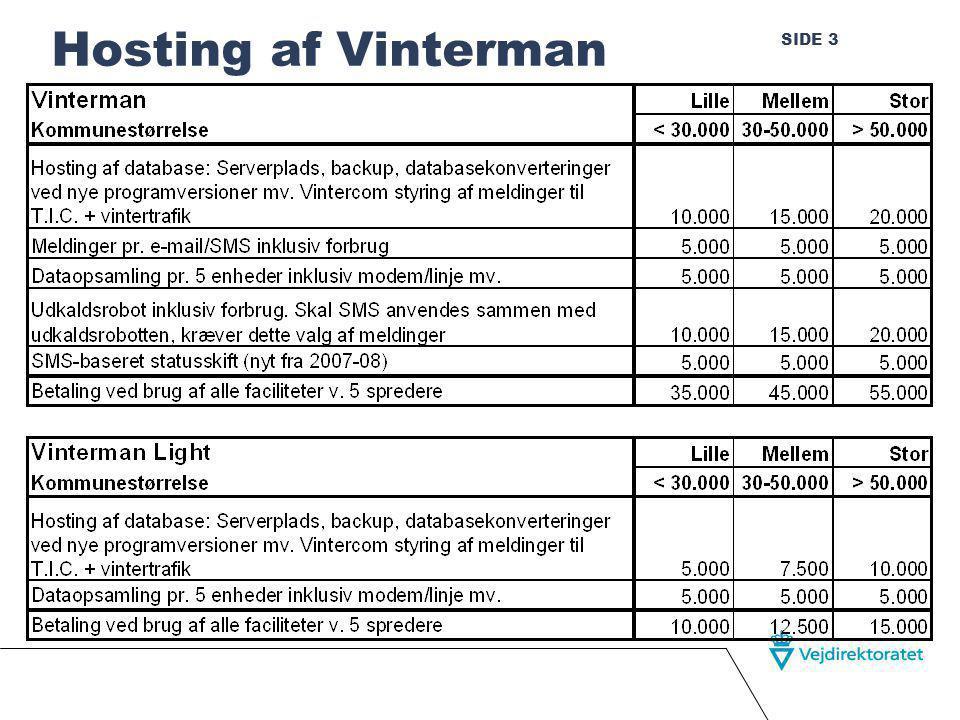 SIDE 3 Hosting af Vinterman