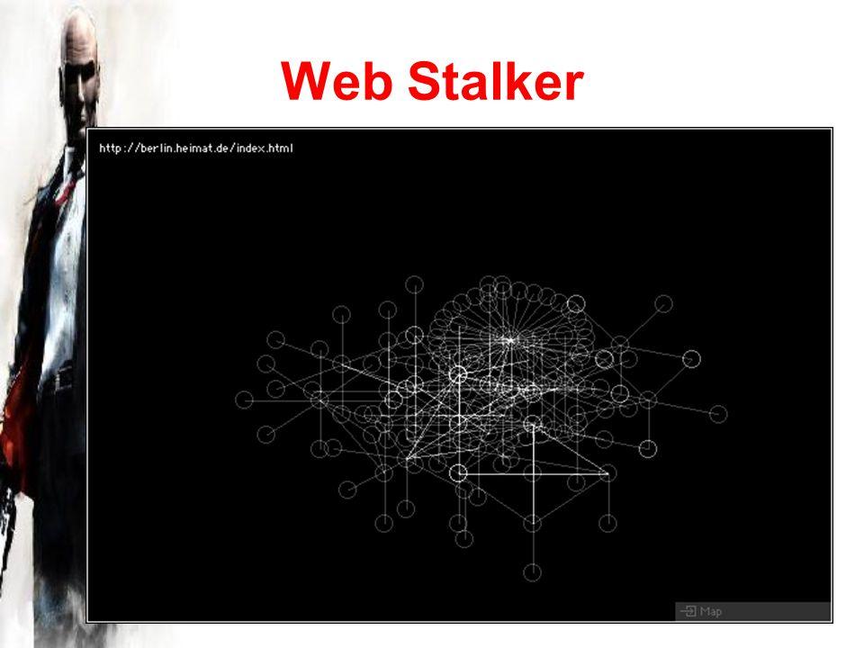 Web Stalker