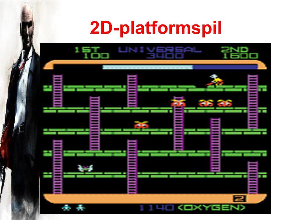 2D-platformspil