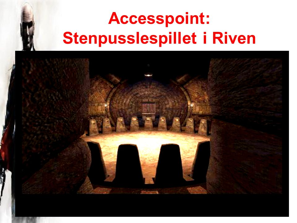 Accesspoint: Stenpusslespillet i Riven