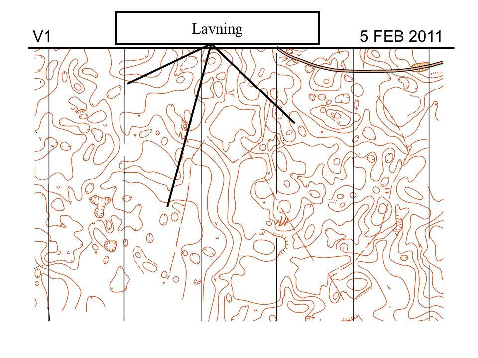 Høj Lavning V1 5 FEB 2011