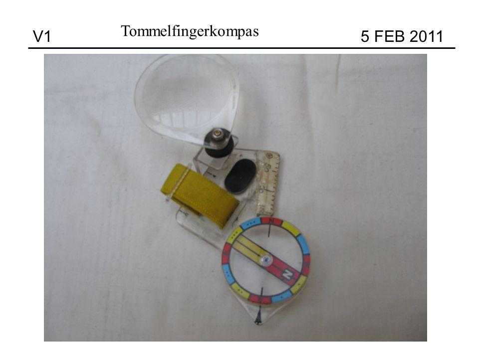 Tommelfingerkompas V1 5 FEB 2011