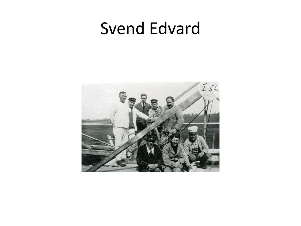 Svend Edvard