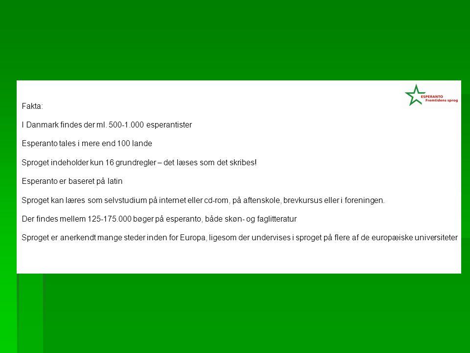Fakta: I Danmark findes der ml.