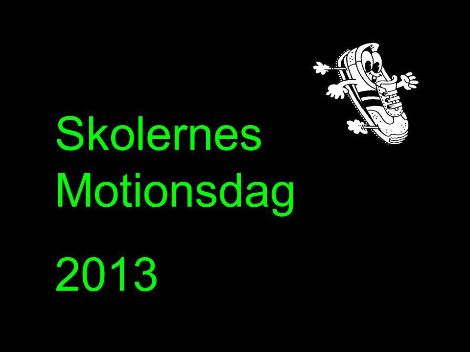 Skolernes Motionsdag 2013
