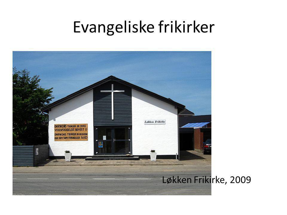 Evangeliske frikirker Løkken Frikirke, 2009