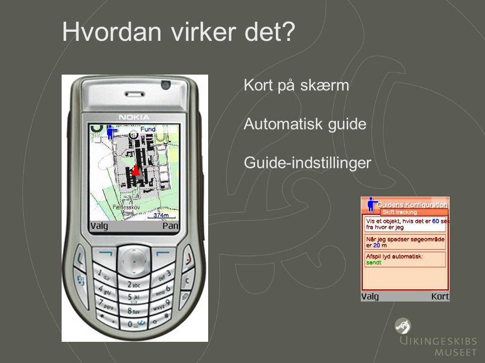 Eksterne Baggrunds- kort Museumsdata LifePilot - Koncept - Teknik Andre (WMS/ SVG) Euman LifePilot Server KMS Kortforsyn.