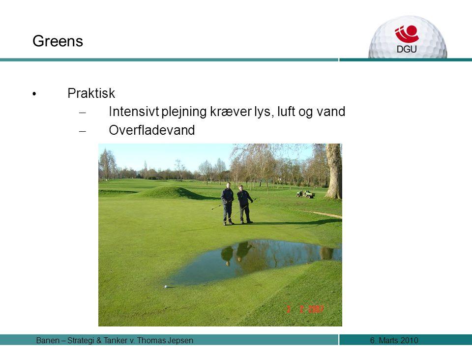 6. Marts 2010Banen – Strategi & Tanker v.
