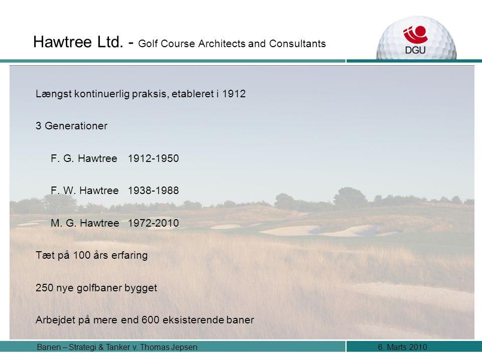 6. Marts 2010Banen – Strategi & Tanker v. Thomas Jepsen Hawtree Ltd.