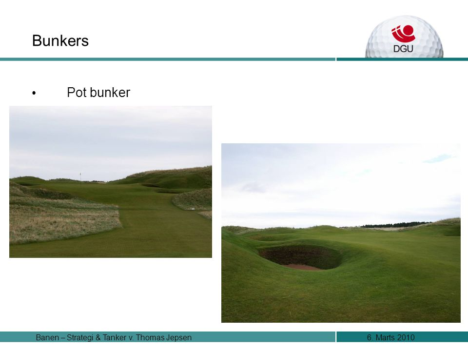 6. Marts 2010Banen – Strategi & Tanker v. Thomas Jepsen Bunkers Pot bunker