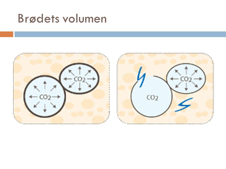 Brødets volumen