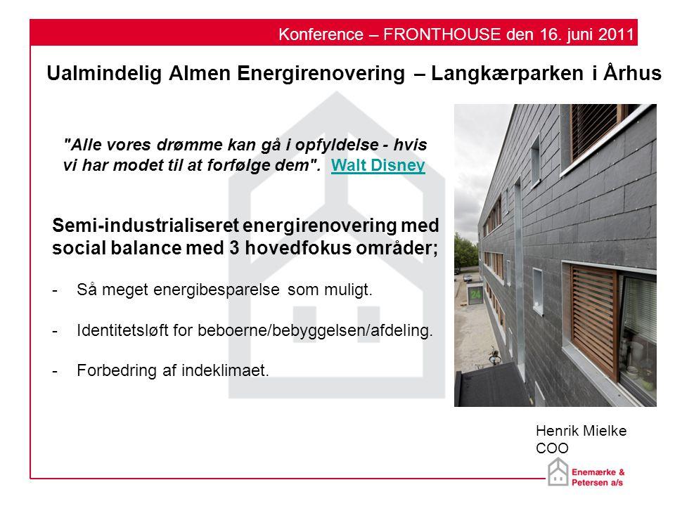 Konference – FRONTHOUSE den 16.