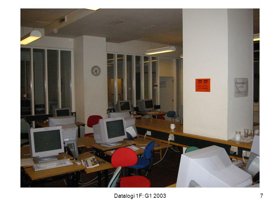 Datalogi 1F: G1 20037