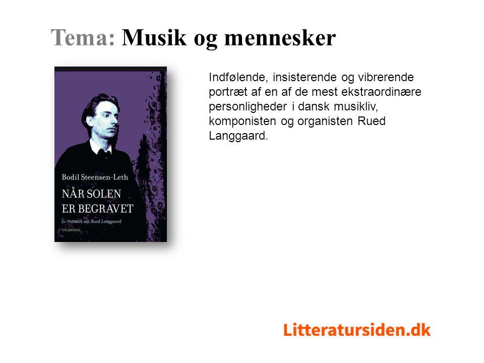 Indfølende, insisterende og vibrerende portræt af en af de mest ekstraordinære personligheder i dansk musikliv, komponisten og organisten Rued Langgaard.