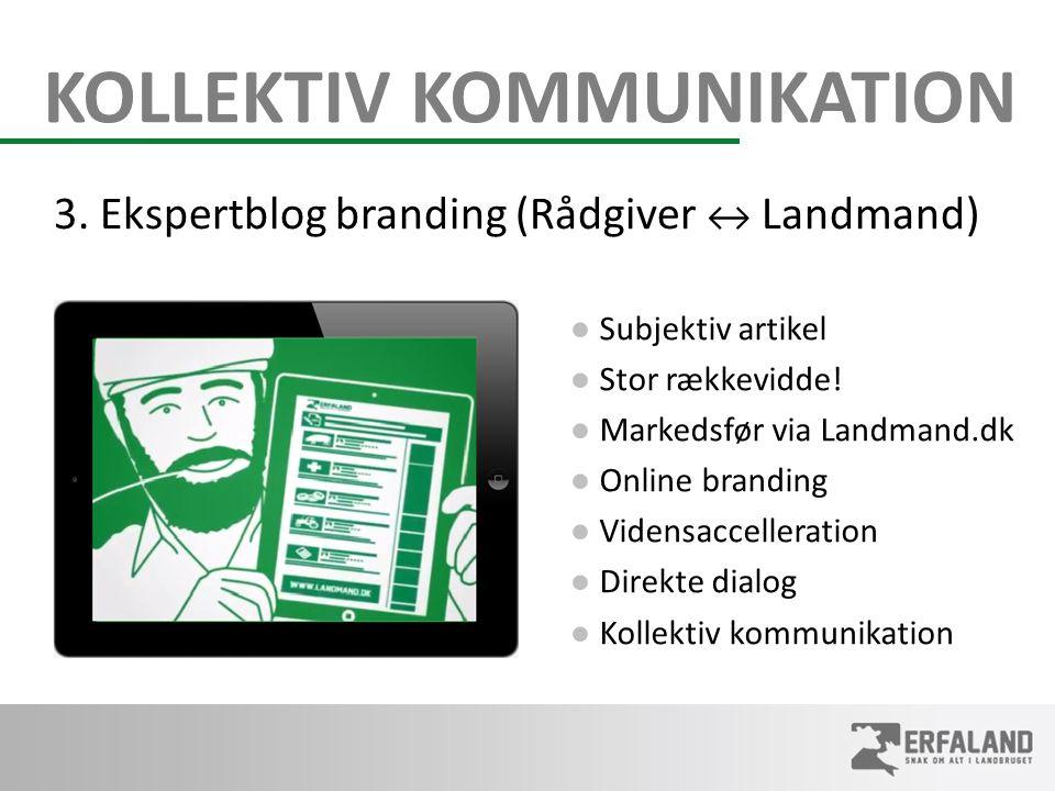 KOLLEKTIV KOMMUNIKATION 3.