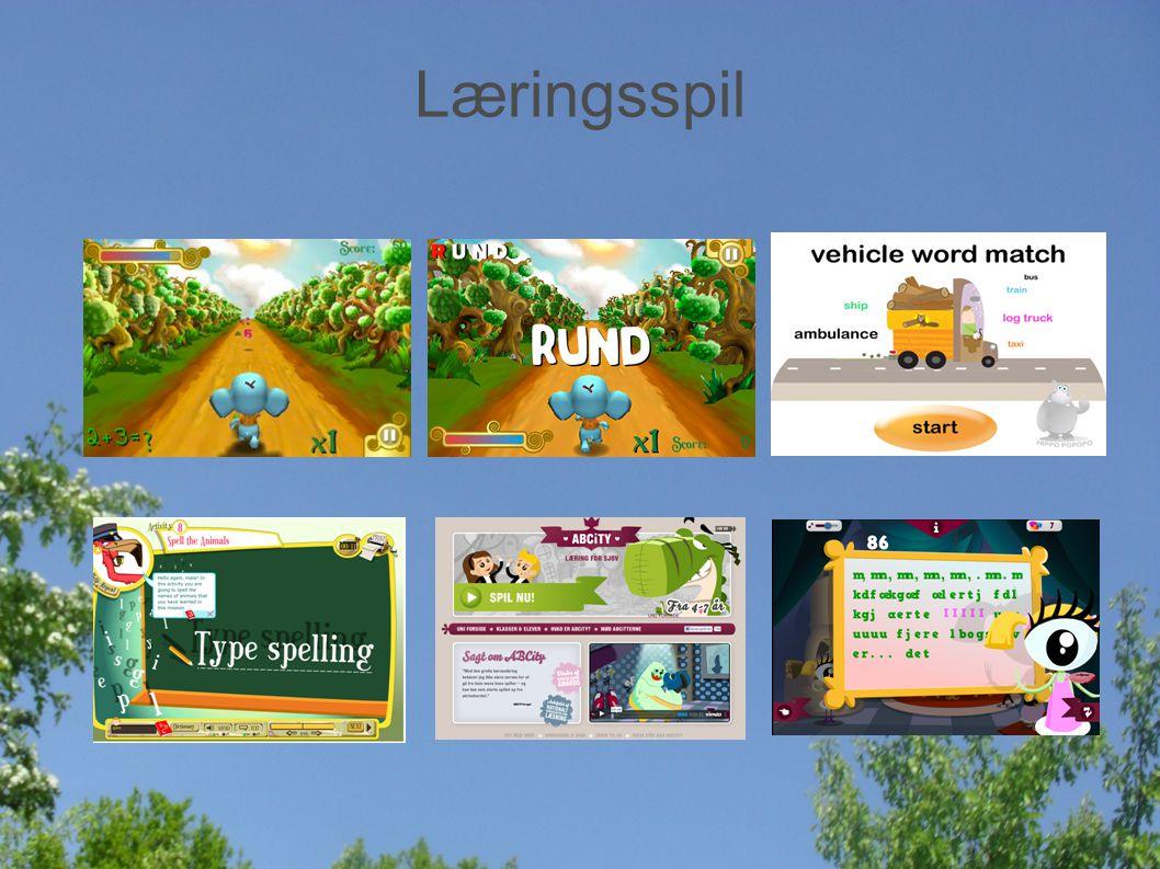 Læringsspil