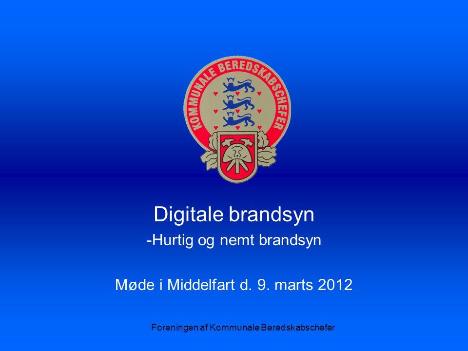 Digitale brandsyn -Hurtig og nemt brandsyn Møde i Middelfart d.