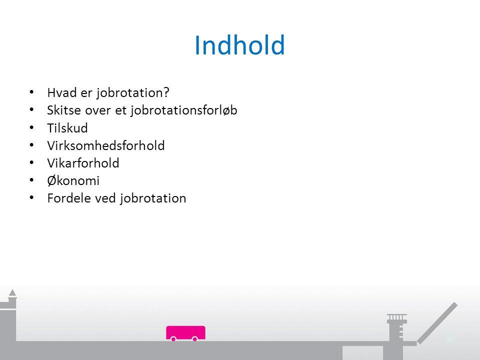 Indhold Hvad er jobrotation.