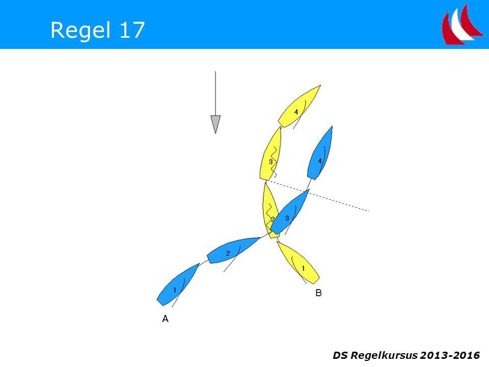 DS Regelkursus 2013-2016 Regel 17