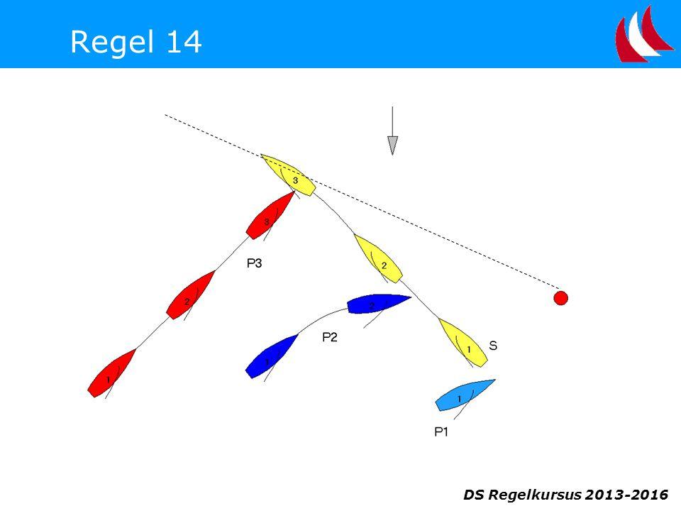 DS Regelkursus 2013-2016 Regel 14