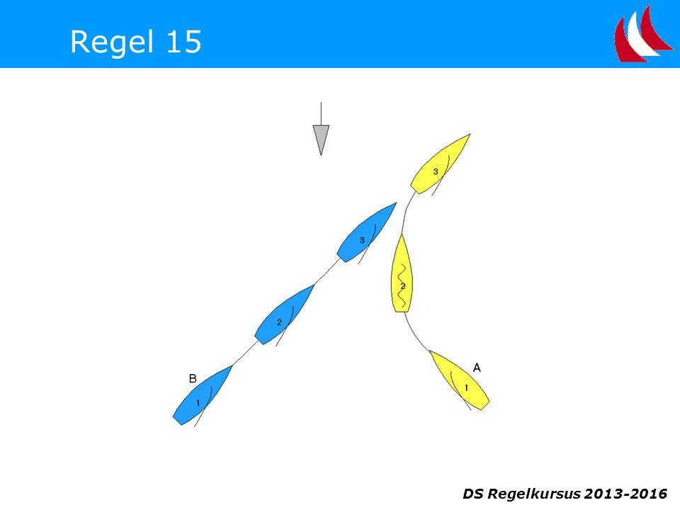 DS Regelkursus 2013-2016 Regel 15