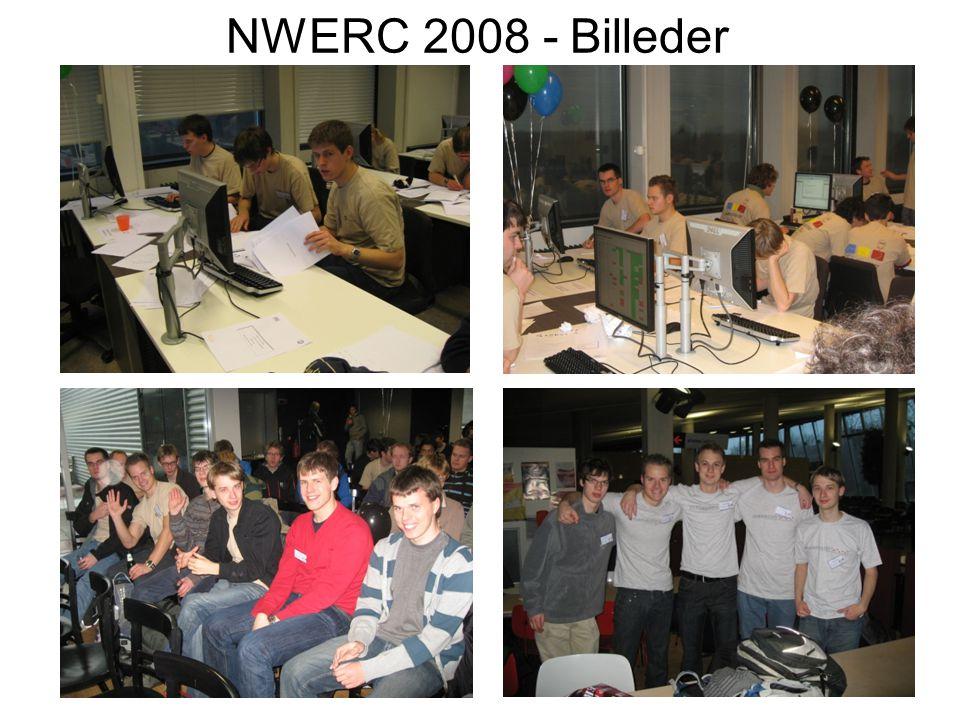 NWERC 2008 - Billeder