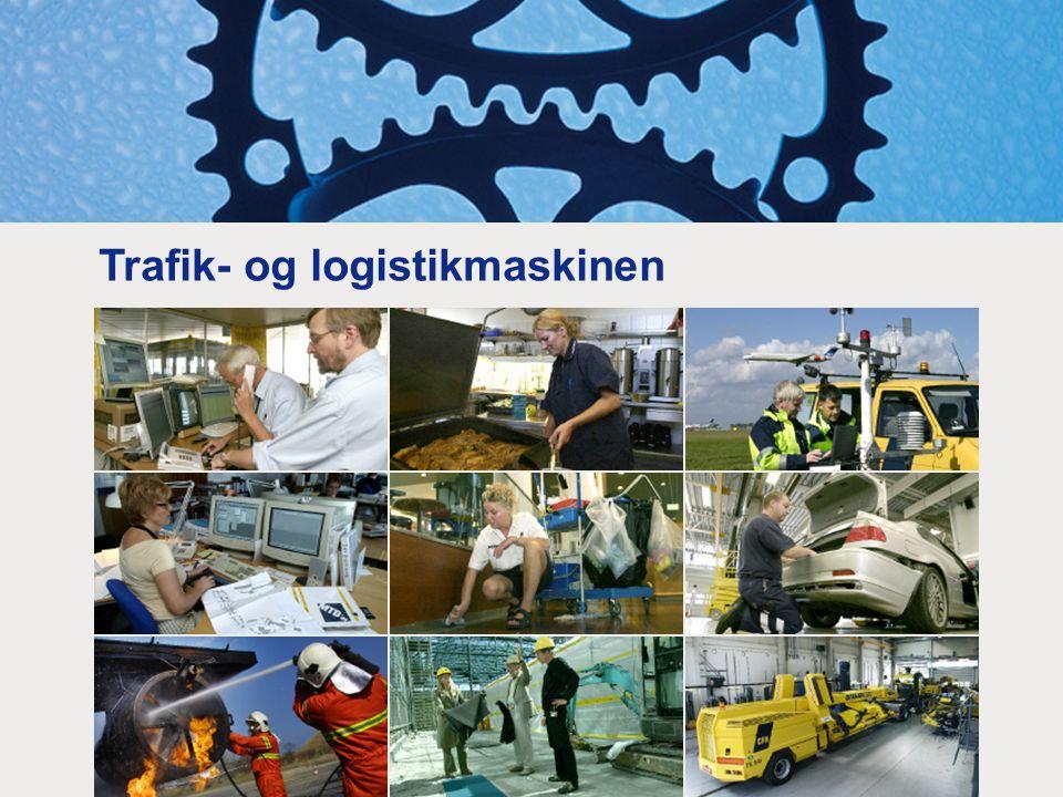 Trafik- og logistikmaskinen