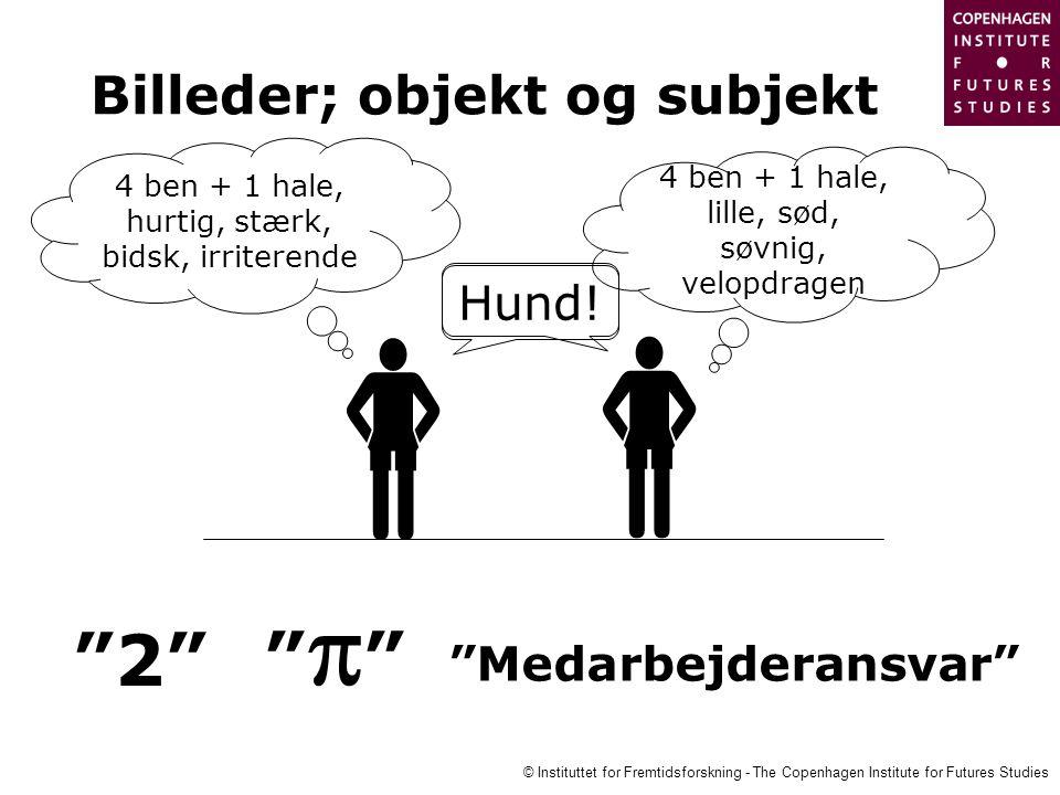 © Instituttet for Fremtidsforskning - The Copenhagen Institute for Futures Studies Hund.