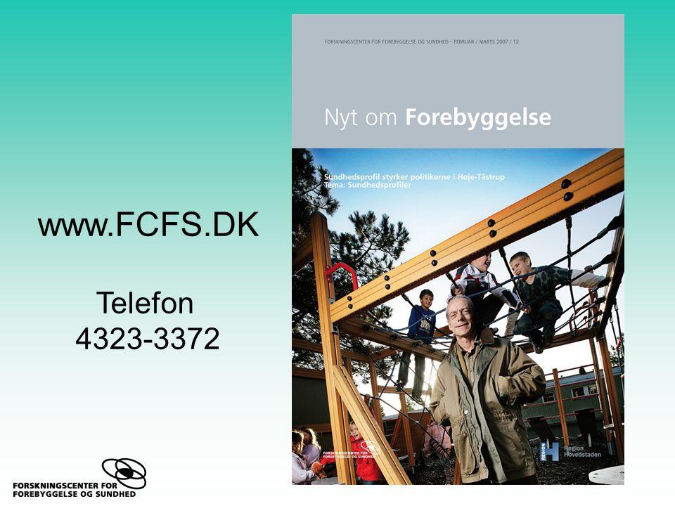www.FCFS.DK Telefon 4323-3372