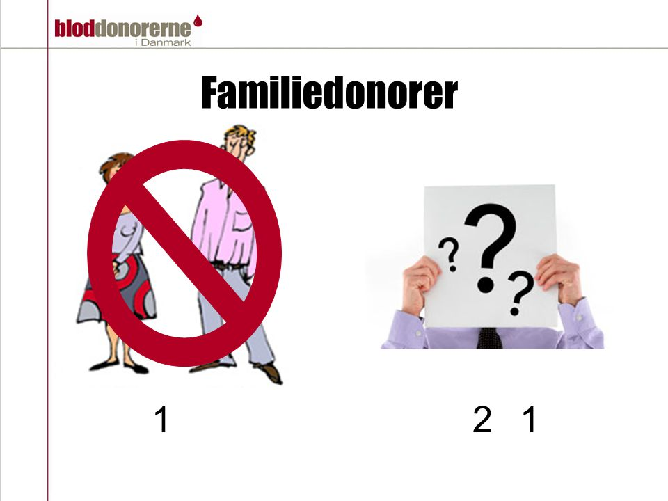 Familiedonorer 121