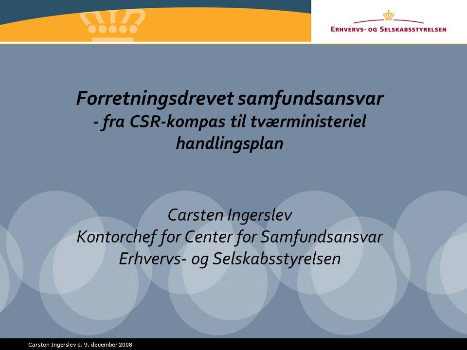 Carsten Ingerslev d. 9.