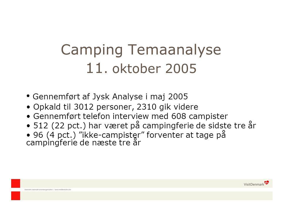 Camping Temaanalyse 11.