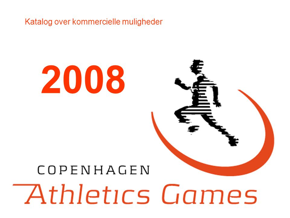 2008 Katalog over kommercielle muligheder