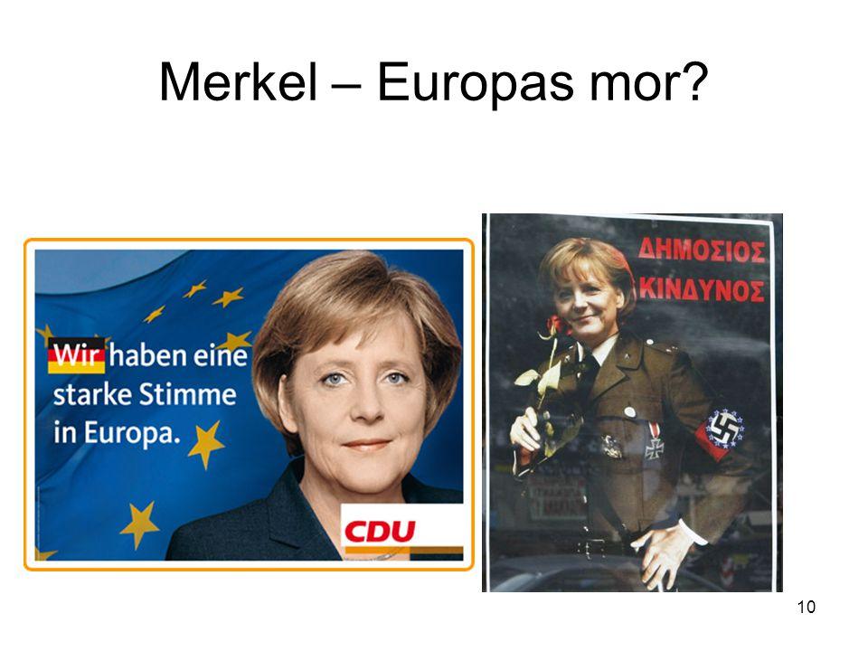 Merkel – Europas mor 10