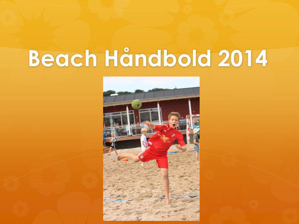 Beach Håndbold 2014