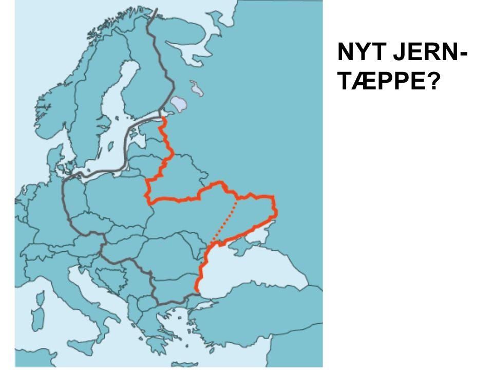 NYT JERN- TÆPPE
