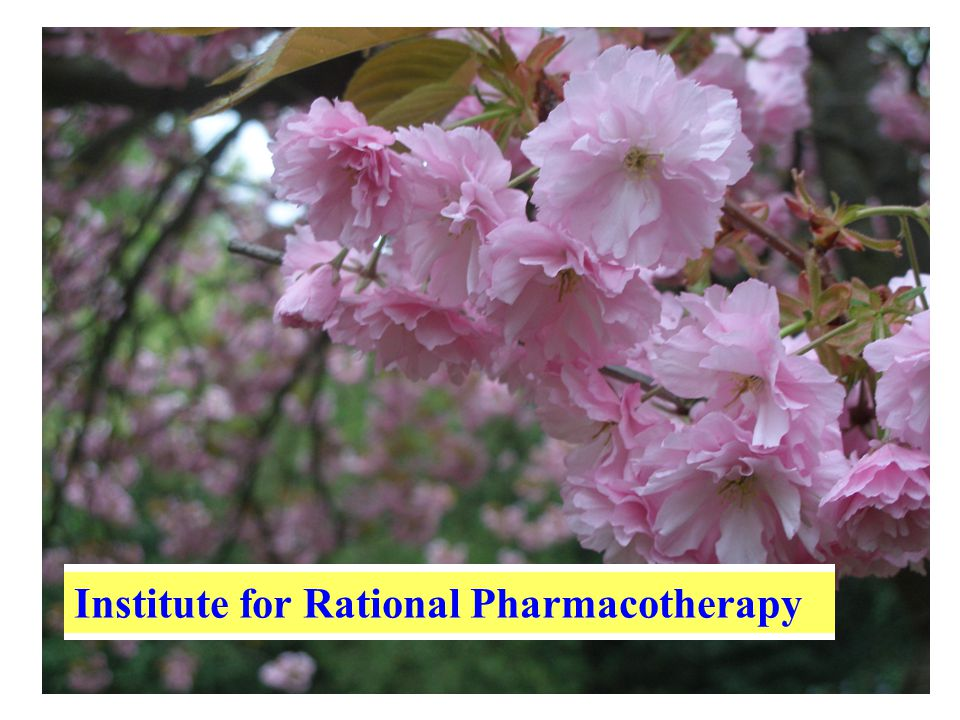 Institute for Rational Pharmacotherapy