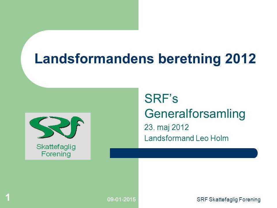 SRF's Generalforsamling 23.