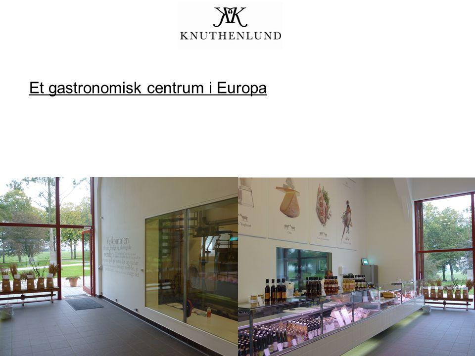 Et gastronomisk centrum i Europa