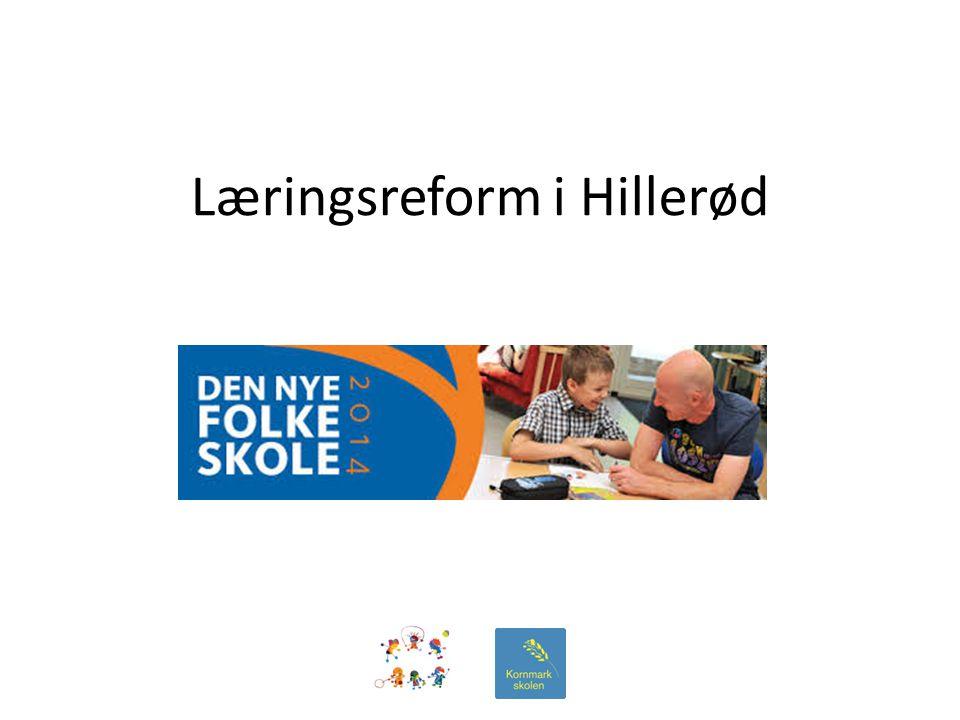 Læringsreform i Hillerød