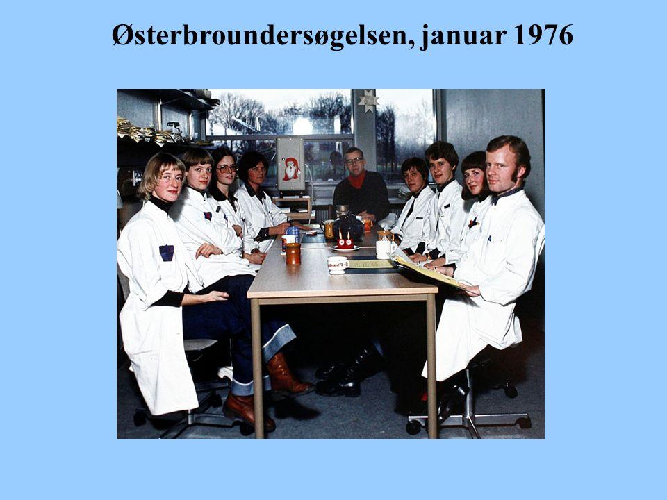 Østerbroundersøgelsen, januar 1976