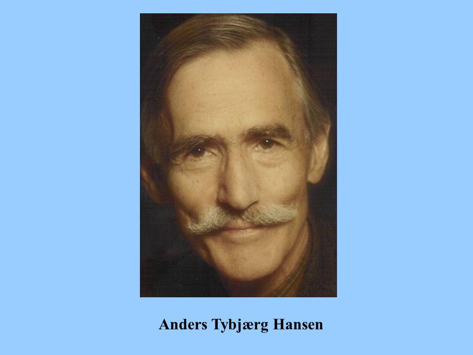 Anders Tybjærg Hansen